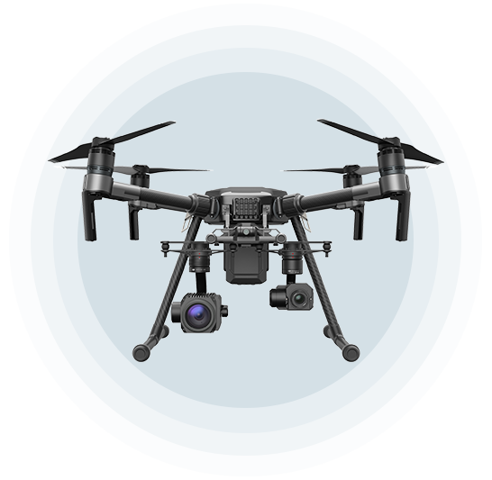 Aerizone | Enterprise Drone Services in India | Drone