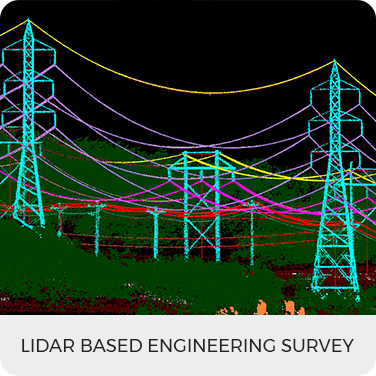 LiDAR based Engineering Survey