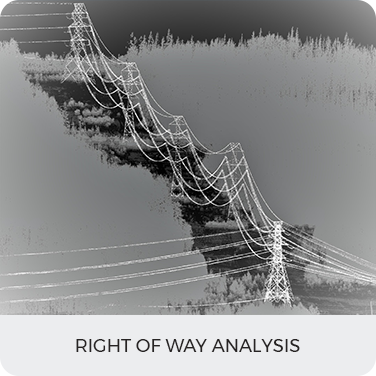 Right of way analysis