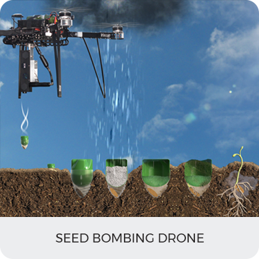 Seed Bombing Drone