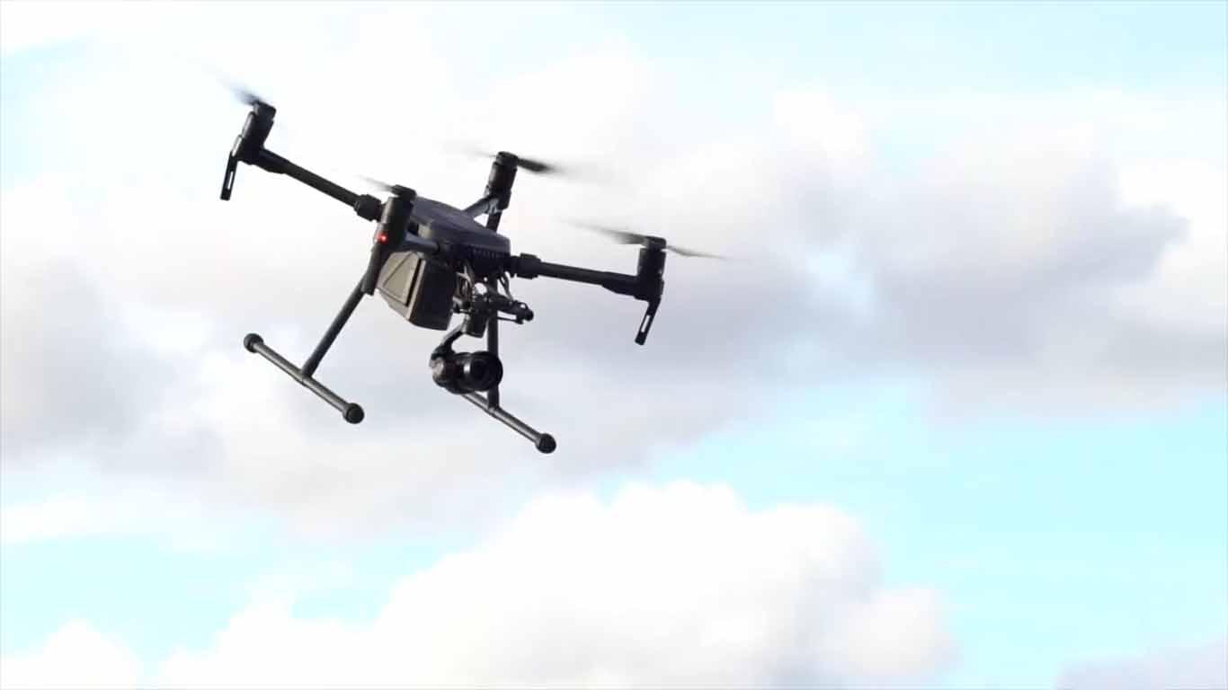 avis drone bebop 2